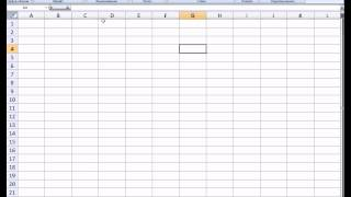 MS Office Excel. Урок 8. Формулы.