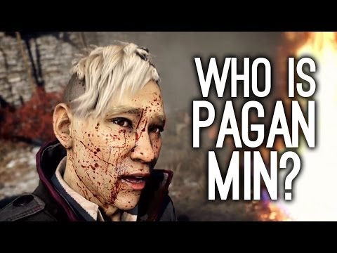 Far Cry 4: Who Exactly is Pagan Min?