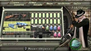 Resident evil 4 ( modo profesional ) armas infinitas parte 10