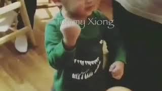 Family Finger Song - Daddy Finger / Middle Finger