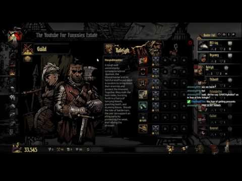 Darkest Dungeon Pt. 24 - Bad Investment.  Tech Stocks Drop