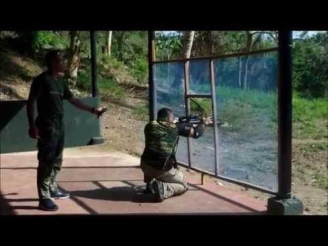 1st Philippine Marine Corps Practical Rifle Cup (IPSC Rifle Simulation)