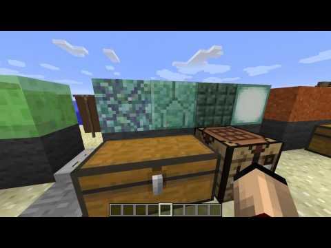 Minecraft: Review 1.8 I Bloques. Mobs y Nuevos Crafteos I