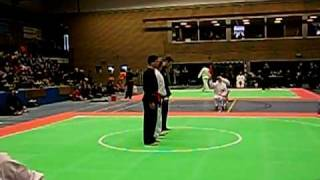 Jan Tolle V Tapak Suci Pencak Silat Open Belgian Championship 8 and 9 May 2010