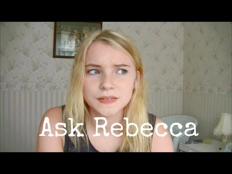 ask rebecca 2 pt 1 youtube