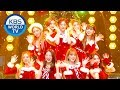 Fromis 9(프로미스9)   All I Want For Christmas Is You [Music Bank / 2018.12.21]