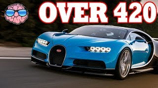 Top 10 Fastest Street Cars