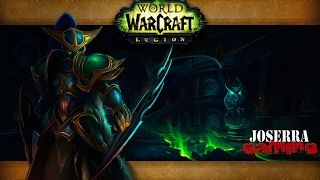 WoW Legion 7.1.5 - 180 - Holy Paladin in Vault of The Wardens Mythic +6