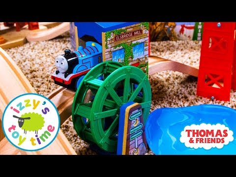 Toys for Kids | Thomas and Friends Elsbridge Water Mill | Fun Toy Trains for Children