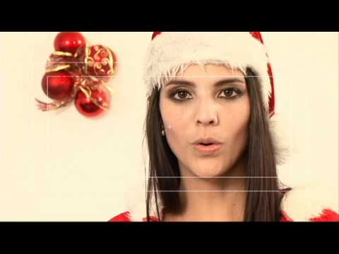Happy Holidays from Rebatewager and Marianela Valverde (Costa Rica Playboy Girl 2010)