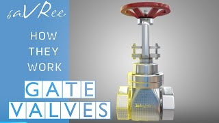 How Gate Valves Work