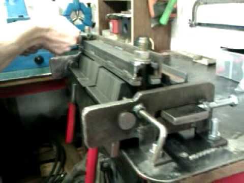 3mm Homemade Metal Bender Folder Box Pan Break 12