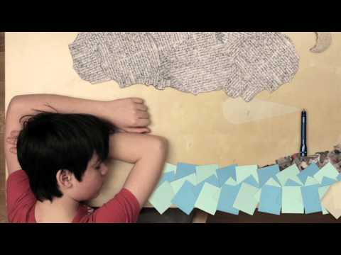 Waves of emotion stop motion