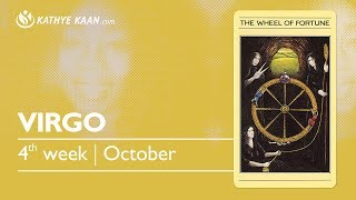 VIRGO Weekly Reading Psychic Tarot | Horoscope | Week 43 | October 22 - 28