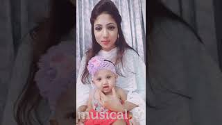 Cute baby musically video😍😍