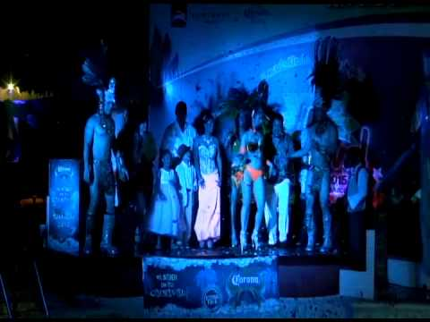 TELET_Presentación del Carnaval de Tuxtepec 2015.