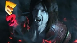 Castlevania: Lords of Shadow 2 — E3 2012 Трейлер