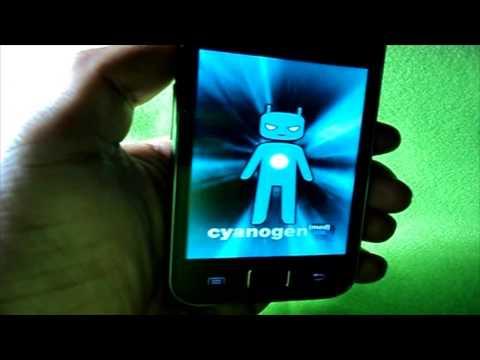 [Rom] CyanogenMod 9 (Final 3) Para El Galaxy Ace 5830L (Español Mx)