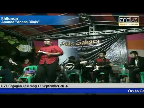 Bersyukur -Subron  ANIS SAHARA Live Pegagan Losarang