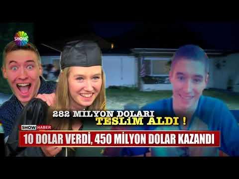 10 Dolar verdi, 450 Milyon Dolar kazandı