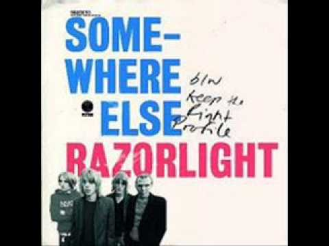 Razorlight Somewhere Else