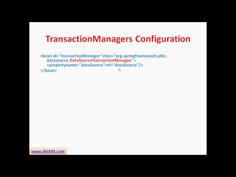 Spring Transactions tutorial part 1| Spring framework transactions Introduction|Java9s