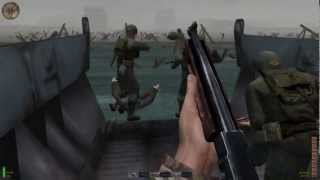 Medal of Honor: Allied Assault (War Chest) - Omaha Beach on D-Day