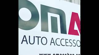 OMAC USA Auto Parts & Styling Accessories Houston, Texas, United States Warehouse