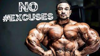 BODYBUILDING MOTIVATION - NO EXCUSES 2015 NEW