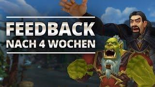 Tavern Talk  - 4 Wochen Battle for Azeroth: Wie gut ist es? | World of Warcraft