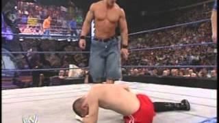 Cena vs Zach Gowen Smackdown 2003