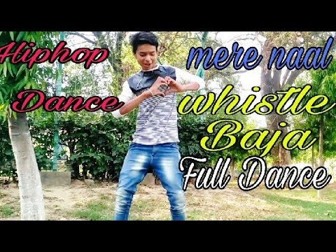 mere naal tu whistle baja||Heropanti || full video dance||