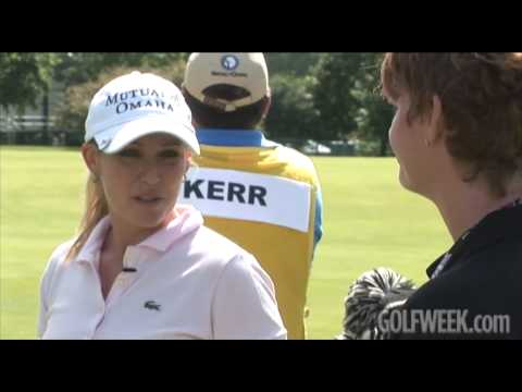 Saucon Valley's 18th, with Cristie Kerr Video