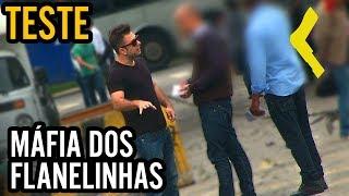 MÁFIA DOS FLANELINHAS   TESTE DO CORONATO
