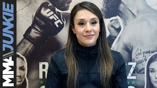 Alexa Grasso: UFC Mexico City full pre-fight interview