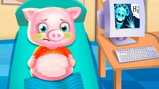 Play Fun Cute Animal Care Kids Game - Little Buddies Animal Hospital 2 - Spa, Makeover, Hair Salon