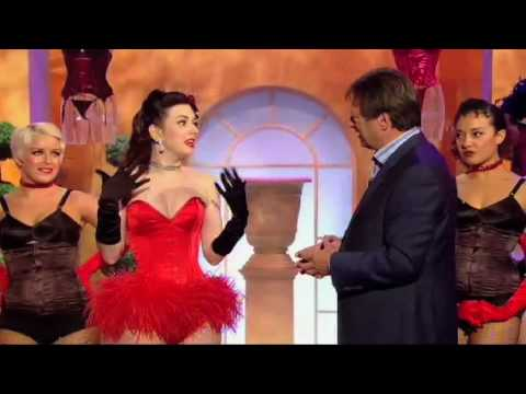 Miss Polly Rae on the Alan Titchmarsh Show
