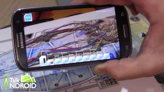 Hands on with Qualcomm Vuforia Augmented Reality based apps