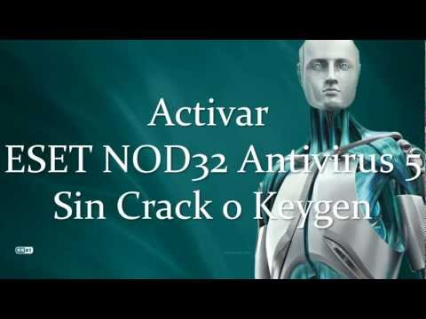 Activar ESET NOD32 Antivirus 5 sin Crack o Keygen.mp4