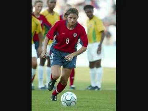 mia hamm Video