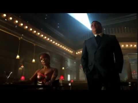 Gotham - Makenzie Leigh & Jada Pinkett Smith Lesbian Kissing Scene!