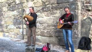 Ground Folk - En timme i Ungern (Swedish folk music, Väsen - Bagpipe cover)  #FolkRockVideo