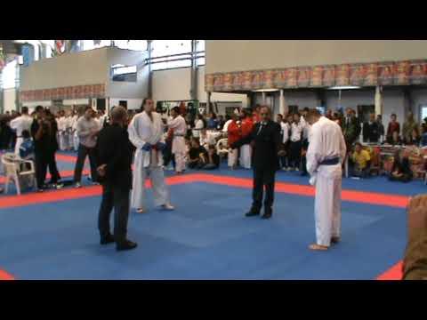 WTKA World Karate Championships 2009 | Italy Vs Slovakia | Seniors Men |