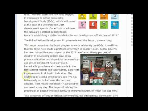 Busted! Luciferian Website & Proof it's Linked to the UN & They're Promoting the Antichrist as Lord!