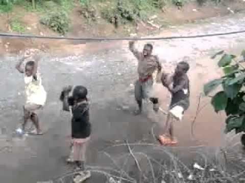 Punjabi Bhangra African Desi Boy video