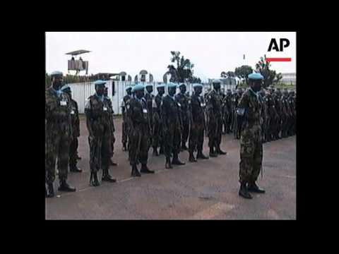 RWANDA: UN ENDS PEACEKEEPING MISSION