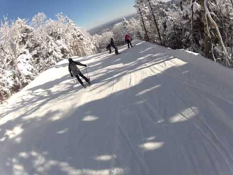 December 24th, Great Northern at Killington with Fredo