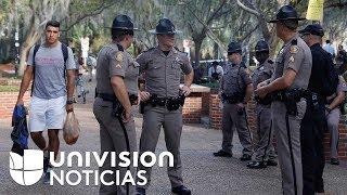 La ciudad de Gainesville se blinda ante la presentación del supremacista blanco Richard Spencer
