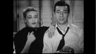 Simone Signoret et Yves Montand - Interview (1956)