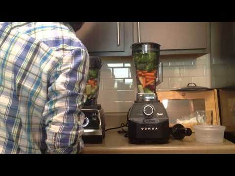 Vitamix VS Oster Versa